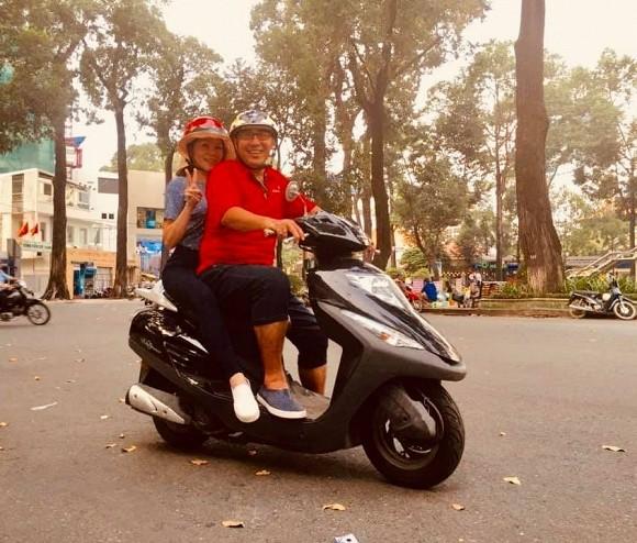 MC Quyen Linh ky niem 14 nam ngay cuoi voi loi nhan ngot ngao-Hinh-2