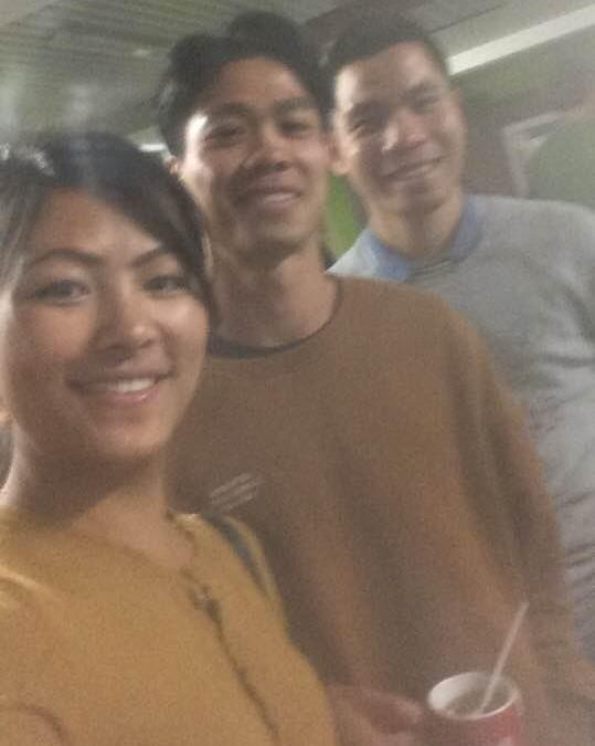 Cong Phuong lo ban cung lop bat ngo tren dat Bi