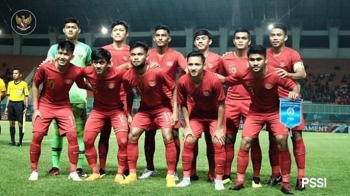 Khong can ky tich nhu Viet Nam, Indonesia duoc dac cach tham du U20 World Cup