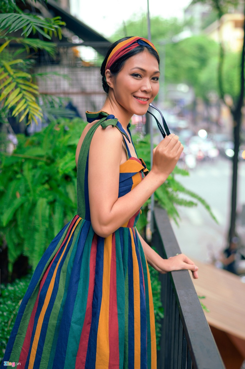 'Phat dien, kiet suc khi quay canh nong voi Huy Khanh'-Hinh-2