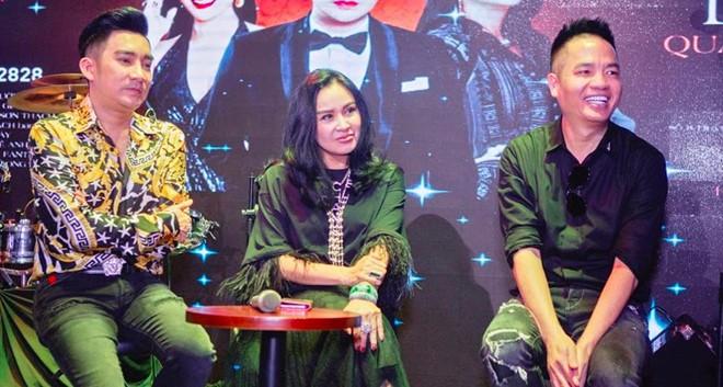 Quang Ha tuyen bo se tam dung ca hat sau su co chay Cung Viet Xo