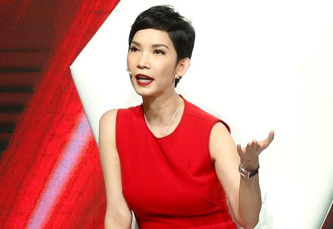 Vu MC Nguyen Khang: Xuan Lan soc truoc phat ngon cua Luu Thien Huong