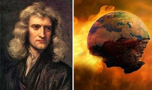 Buc thu bi mat cua Isaac Newton tiet lo du doan gay soc ve Ngay tan the?