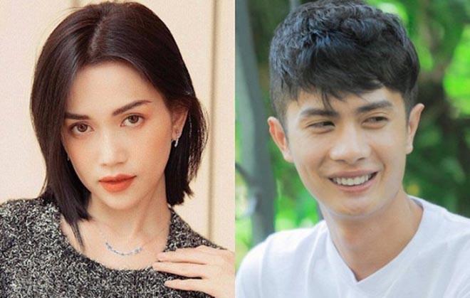 Hinh anh trai nguoc cua cap doi Si Thanh - Huynh Phuong