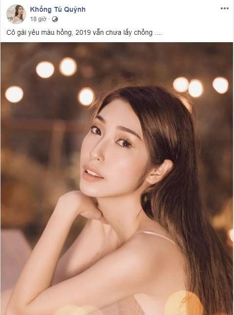 Khong Tu Quynh to thai do truoc su thuong hai cua