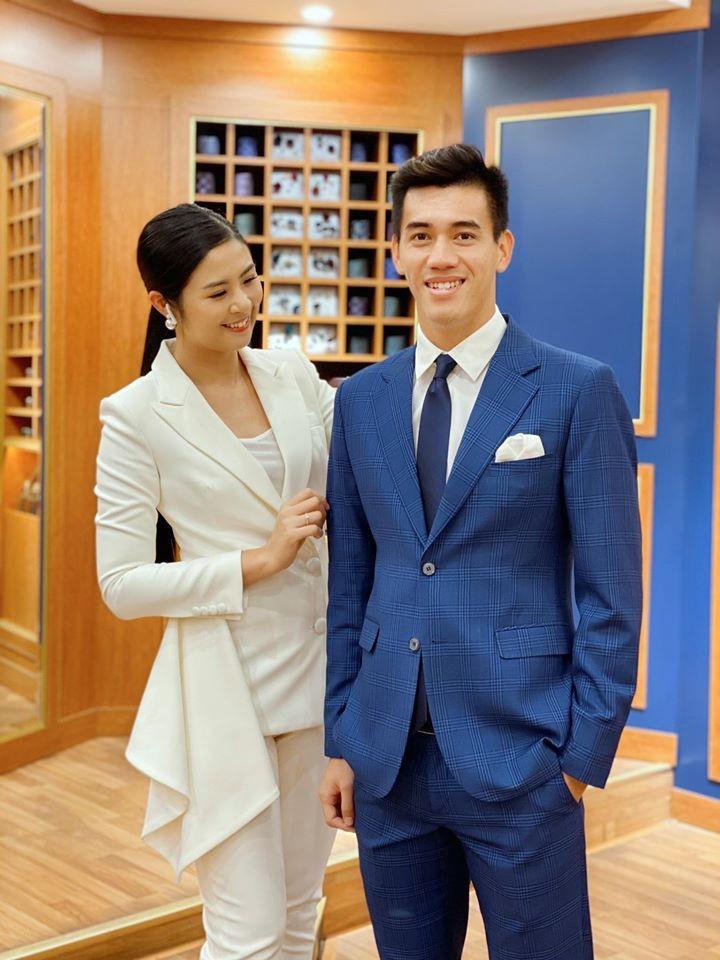 Tien Linh dep trai chuan