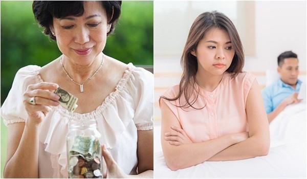Me chong hon nhien: 'Chuyen luong vao the me duoc khong?'