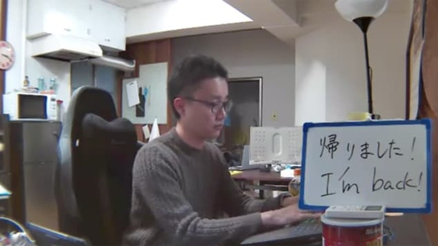 1 USD mot dem tai khach san Nhat nhung phai livestream cuoc song-Hinh-3