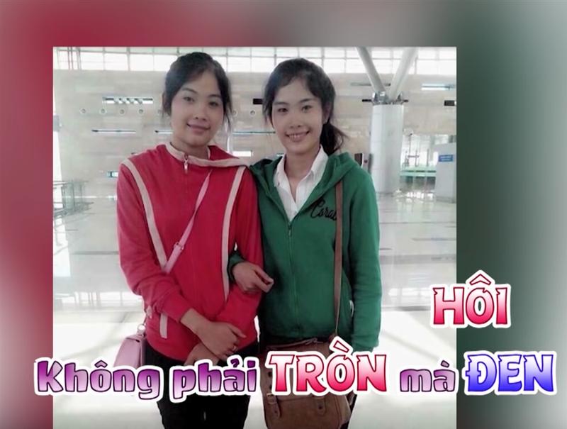 Me Nam Em bat ngo 'boc phot' con gai tren truyen hinh-Hinh-2