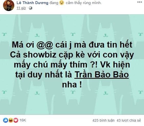 Ngo Kien Huy len tieng ve tin don di khach san voi tinh moi-Hinh-2