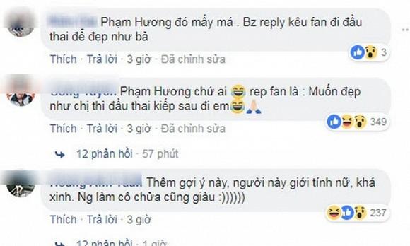 Pha Le la nguoi dau tien cong khai chuyen Pham Huong mang thai-Hinh-2