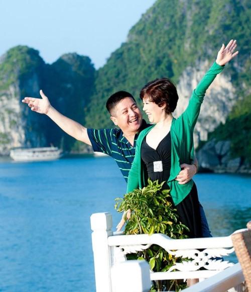 Nghe si Ngoc Huyen: Khong bao gio toi nghi Chi Trung la cua rieng toi