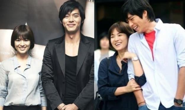 Lo tin nhan nghi Song Hye Kyo hen ho cung luc voi Hyun Bin va Bi Rain-Hinh-2