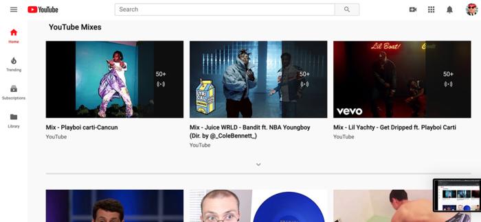 Bat ngo: YouTube se khai tu giao dien cu vao thang toi