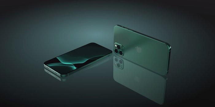 Bat trend 2020, iPhone 12 se co them phien ban xanh co dien