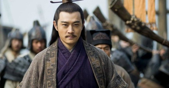 Tam quoc dien nghia: My nhan khien Chu Du dien dao la ai?