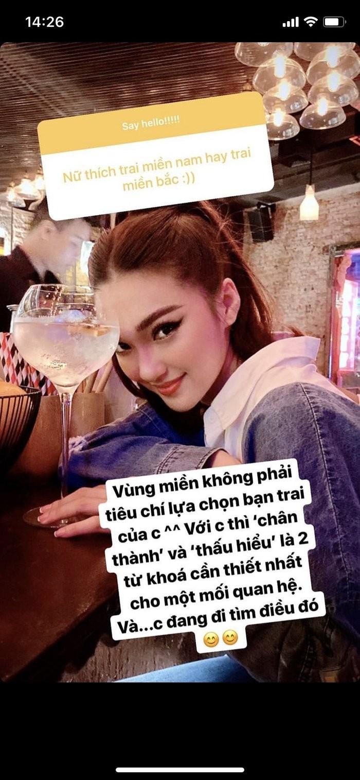 Gian tiep khang dinh con doc than, Ngoc Nu tiet lo tieu chuan chon ban trai-Hinh-2