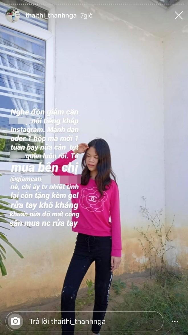 Hien tuong MXH Thanh Nga Bento duoc