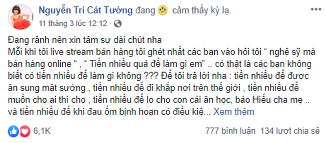 Muon kieu dap tra cua sao Viet khi bi chi trich ban hang online-Hinh-2