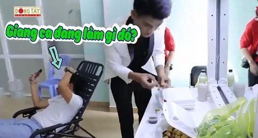 Dang tu cach ly, Truong Giang van chuan bi do an cho Nha Phuong-Hinh-2