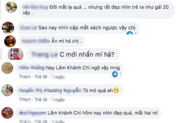 Lam Khanh Chi lo doi mat vua sung vua xech, nghi van 'dao keo'-Hinh-3