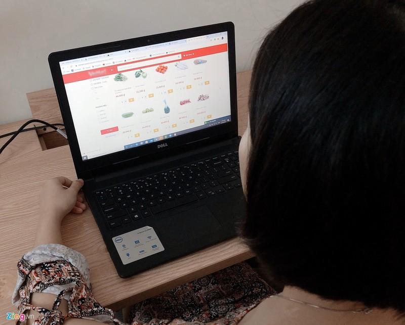 Bung no 'di cho online' thoi dich benh