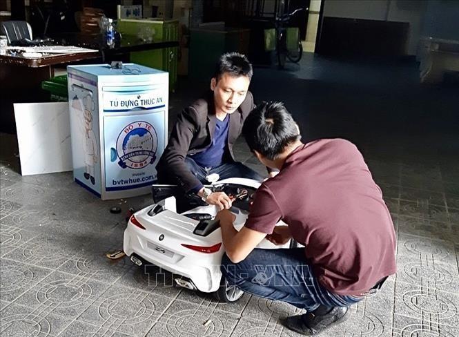 Robot 'Tam An' - Vi su binh an trong mua dich COVID-19-Hinh-2