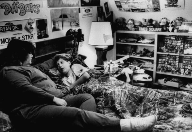 Ryan White - Cau be cham dut tinh trang ky thi benh nhan AIDS-Hinh-6