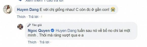 Ngoc Quyen co don vi mot minh noi xu nguoi giua mua Covid-19-Hinh-4