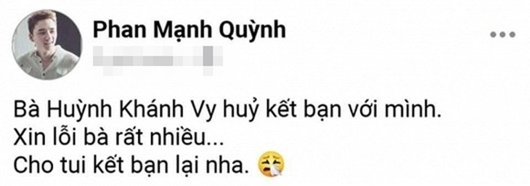 Bat cuoi voi cach Phan Manh Quynh xu ly khi bi ban gai gian doi