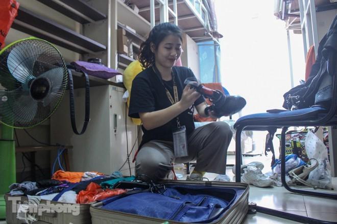Dung xe bo cho do dac 'nhuong' ky tuc xa lam khu cach ly-Hinh-8