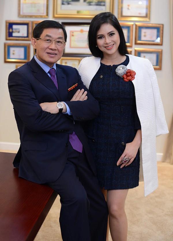 Me hotgirl Tien Nguyen noi tieng, quyen luc va giau co the nao?