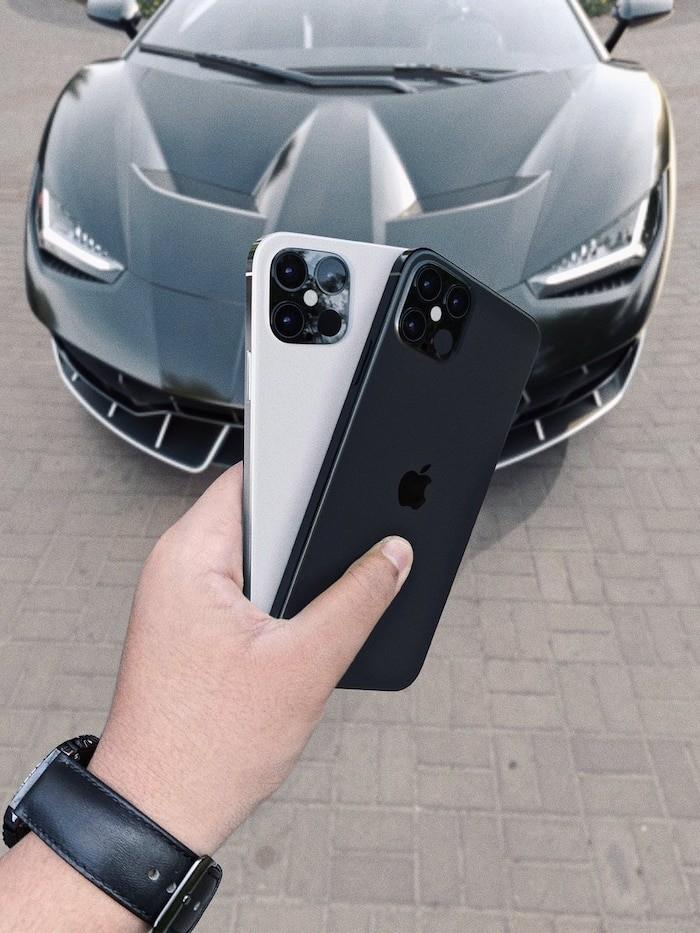 iPhone 12 'sieu to khong lo' xuat hien 'bang xuong bang thit'-Hinh-3