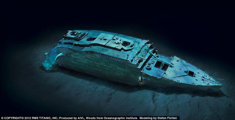 Tau Titanic trong ra sao sau hon mot the ky chim duoi bien?-Hinh-4