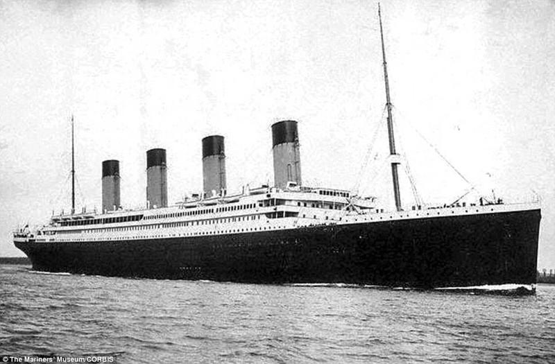 Tau Titanic trong ra sao sau hon mot the ky chim duoi bien?