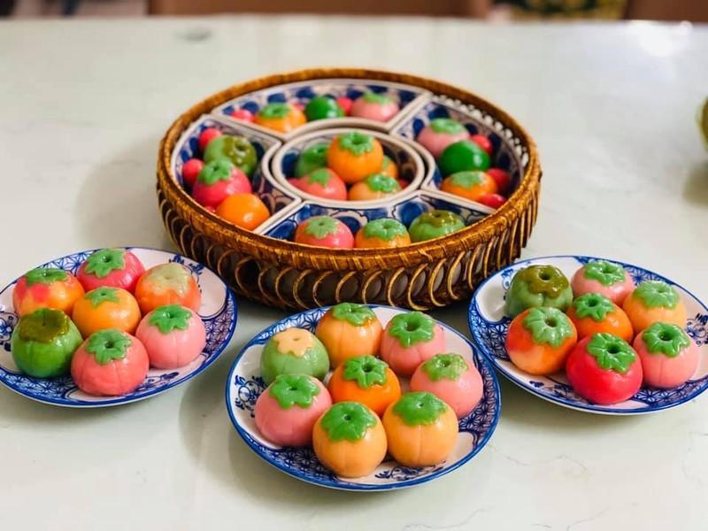 Tet Han thuc, chi em khoe mam banh  dep toi tung chi tiet-Hinh-6