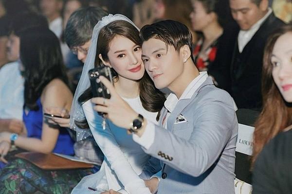 Tron mat xem Lam Vinh Hai dung rang can chinh day ao cho Linh Chi-Hinh-4