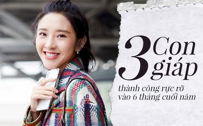 6 thang cuoi nam, 3 con giap duoc than Tai chieu chuong