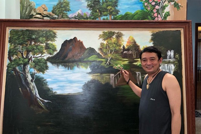 Danh hai Chien Thang: Cat-xe moi so dien du nuoi gia dinh 1 thang-Hinh-2