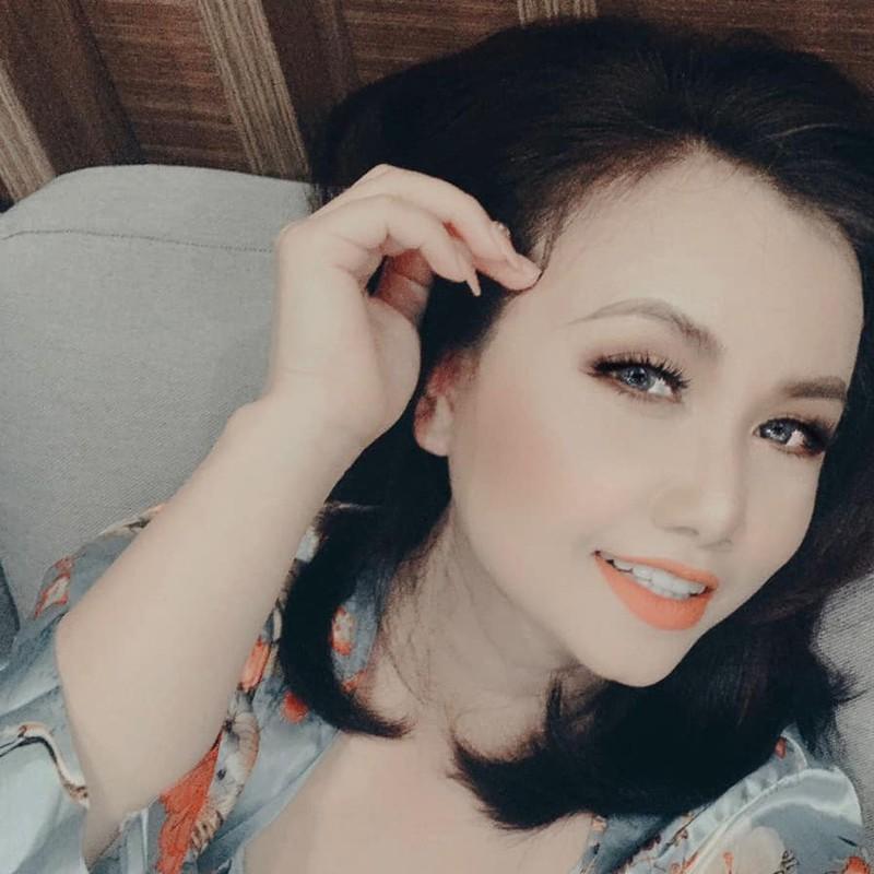Hoang Yen: 3 cuoc hon nhan tan vo va cu soc sinh con tuoi 40-Hinh-2