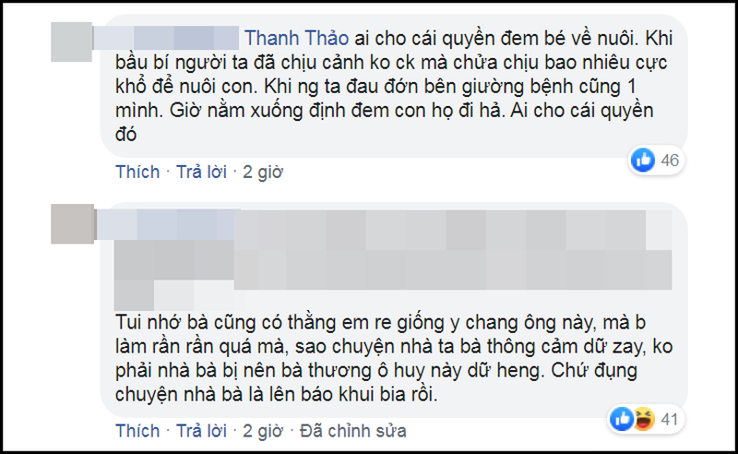 Thanh Thao bi chi trich 'vo duyen' khi khuyen tinh cu Mai Phuong-Hinh-4