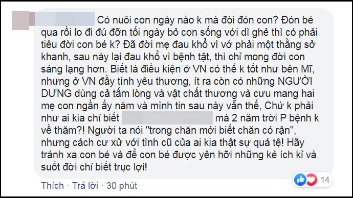 Thanh Thao bi chi trich 'vo duyen' khi khuyen tinh cu Mai Phuong-Hinh-6