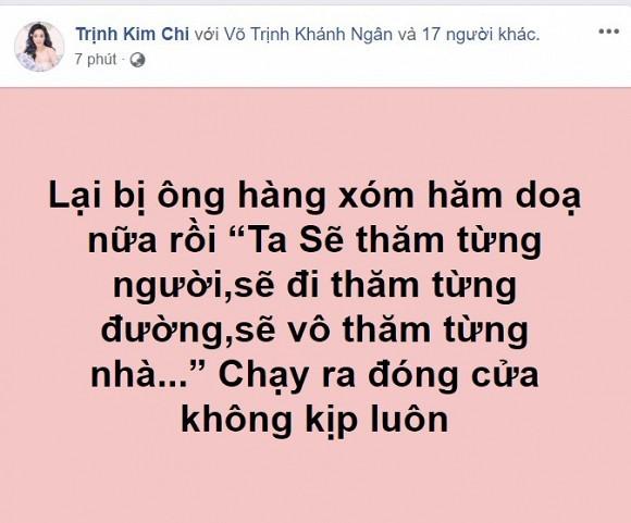 Trinh Kim Chi, Hong Anh... bi hang xom hat karaoke lam phien