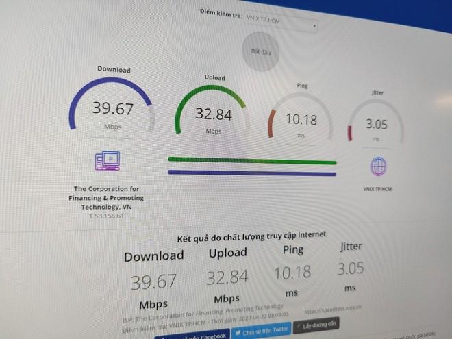 Nha mang nao co toc do Internet nhanh nhat tai Viet Nam?