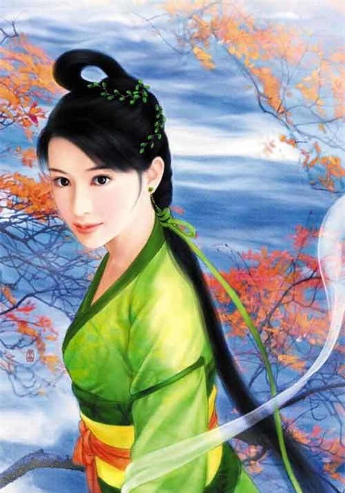 'Bi mat' 4 nguoi phu nu lam thay doi lich su Trung Quoc