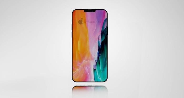 iPhone 12 lung linh voi thiet ke vuong doc la, 'tai tho' nho gon-Hinh-3