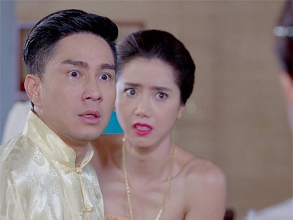Vo ca gui tang chong cu mot chiec vay kem loi chuc 'sau cay'-Hinh-2