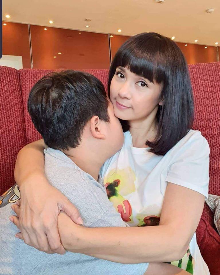 Con gai Minh Nhua dap tra cuc gat khi bi noi khoe hinh con-Hinh-10