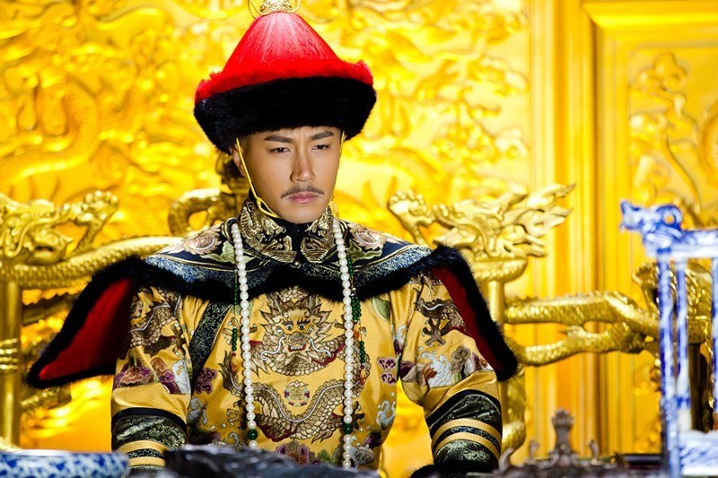 He lo su that Vua Ung Chinh