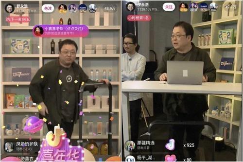 Dang sau anh hao nhoang cua xu huong livestream ban hang-Hinh-2